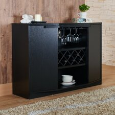 Messina 7 Bottle Wine Cabinet