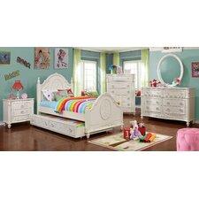 Myrella Panel Customizable Bedroom Set