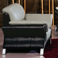 Keith Leather Chair