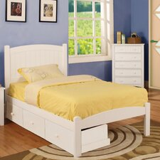 Caren Panel Customizable Bedroom Set