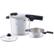 Vitaquick 4 Piece Pressure Cooker Set