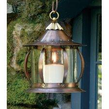 San Simeon 1 Light Outdoor Hanging Lantern