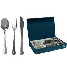 Cordoba 48 Piece Stainless Steel Flatware Set