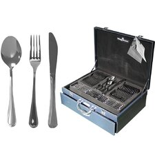 Cordoba 72 Piece Stainless Steel Flatware Set