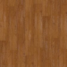 "Sumter 7"" x 36"" x 2mm Luxury Vinyl Plank in Amber Cherry"