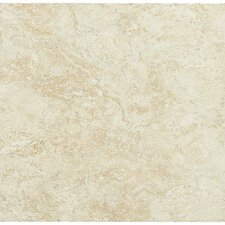 "Piazza 13"" x 20"" Ceramic Field Tile in Ivory"