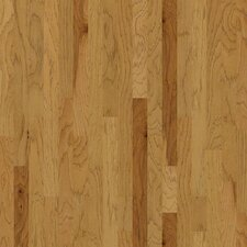 "Jubilee 3-1/4"" Engineered Hickory Hardwood Flooring in Antique Gold"