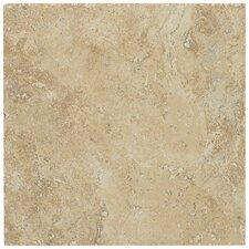 "Piazza 13"" x 13"" Ceramic Field Tile in Noce"