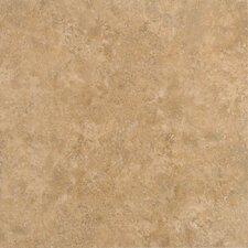 """Costa D'Avorio 17"""" x 17"""" Ceramic Field Tile in Café"""