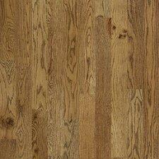 """Montgomery 5"""" Solid Oak Hardwood Flooring in Sorrel"""