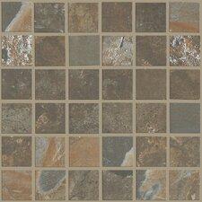 "Metropolitan 11.75"" x 11.75"" Porcelain Field Tile in Urban Jungle"