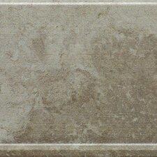 "Metropolitan Slate 12"" x 6"" Cove Base Tile Trim in Luna Park"