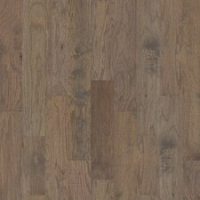"American Restoration 6-3/8"" Engineered Oak Hardwood Flooring in Reclaimed"