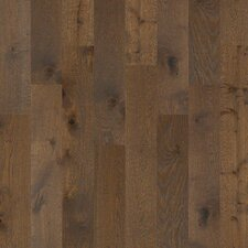 "Castlewood 7-1/2"" Engineered White Oak Hardwood Flooring in Arrow"
