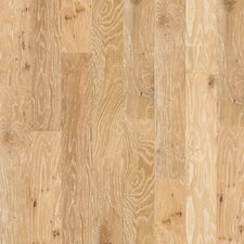"Yardley 7"" Engineered White Oak Hardwood Flooring in Ivy League"