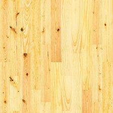 "Cloudland 5-1/8"" Solid Pine Hardwood Flooring in Natural Pine"