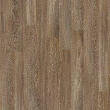 "Harwich 6"" x 48"" x 4mm Luxury Vinyl Plank in Chestnut"