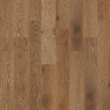 "Castlewood 7-1/2"" Engineered White Oak Hardwood Flooring in Trestle"