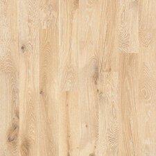 """Castlewood 7-1/2"""" Engineered White Oak Hardwood Flooring in Tapestry"""