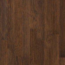 "Sutton's Mountain 5""  Engineered Hickory Hardwood Flooring in Weathered Saddle"
