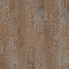 "Yardley 7"" Engineered White Oak Hardwood Flooring in Alumni"