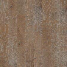 "Yardley 7"" Engineered White Oak Hardwood Flooring in Alumni"