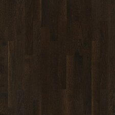 "Madison 4"" Solid Red Oak Hardwood Flooring in Flintlock"