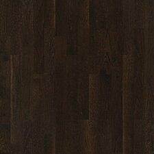 "Madison 4"" Solid Red Oak Hardwood Flooring in Flintlock"