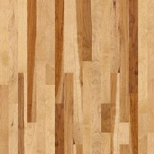 """Monte Rosa 3-1/4"""" Solid Hickory Hardwood Flooring in Rocking Chair"""