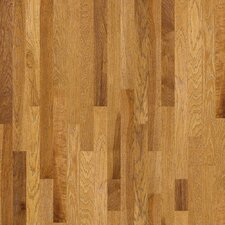 """Monte Rosa 3-1/4"""" Solid Hickory Hardwood Flooring in Sugar Cane"""