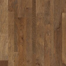 Nashville Random Width Engineered Hickory Hardwood Flooring in Trolley