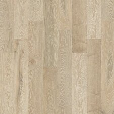 "Castlewood 7-1/2"" Engineered White Oak Hardwood Flooring in Tower"