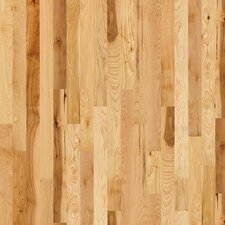 "Pioneer Road 3-1/4"" Solid Hickory Hardwood Flooring in Prairie"