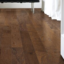 "Victorian 4-13/16"" Engineered ""Click Locking"" Hickory Hardwood Flooring in Ginger"