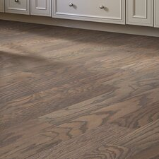"Prestige 4-13/16"" Engineered ""Click Locking"" Oak Hardwood Flooring in Weathered"