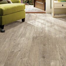 "Avenues 5"" x 48"" x 10mm Oak Laminate in Limed Oak"