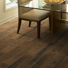 "Rosedown 5"" Engineered Hickory Hardwood Flooring in Smokehouse Spice"