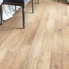 "Reclaimed Plus 8"" x 48"" x 8mm Laminate in Flax"