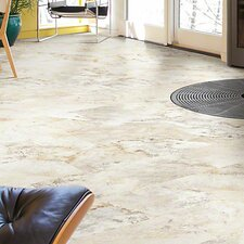 "Rock Creek 12"" x 24"" x 4mm Luxury Vinyl Tile in Quarry"