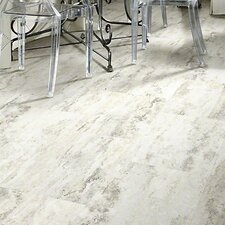 "Rock Creek 12"" x 24"" x 4mm Luxury Vinyl Tile in Whitewater"