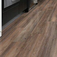 "New Market 6 Array 6"" x 48"" x 2mm Luxury Vinyl Plank in Breckenridge"