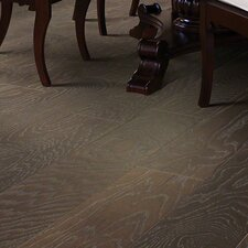 """Yardley 7"""" Engineered White Oak Hardwood Flooring in Collegiate"""