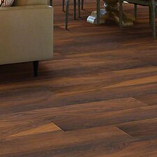 "Grand Summit 8"" x 79"" x 10mm Hickory Laminate in Cinnamon Hickory"