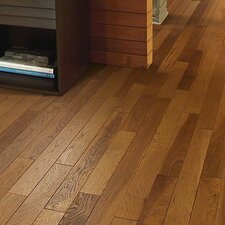 "Monte Rosa 3-1/4"" Solid Hickory Hardwood Flooring in Sugar Cane"