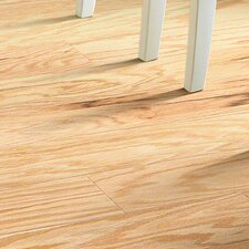 Modern smooth shaw floors hardwood flooring allmodern for Rustic red oak flooring