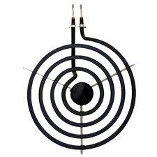 Y Bracket Cooktop and Range Style A Plug-in Electric Range Large Burner Element