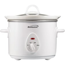 Brentwood 3-Quart Slow Cooker