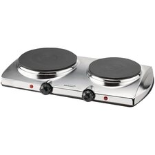 Brentwood Electric Double Hot Plate