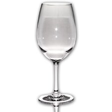 Plastic Cabernet Red Wine Glass (Set of 4)