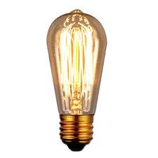 40W Antique Light Bulb